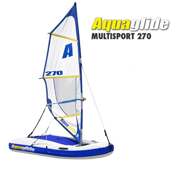 Aquaglide MULTISPORT 270 Imbarcazione multiuso