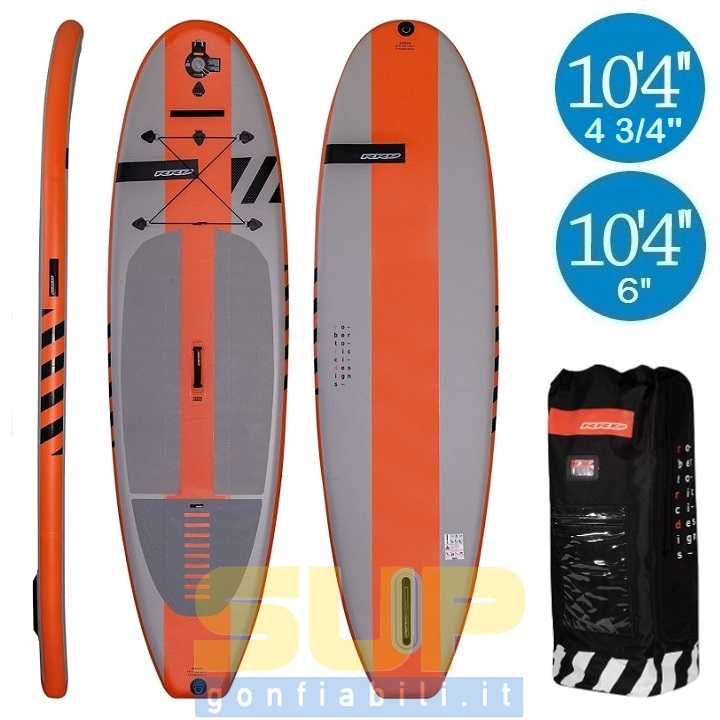 """RRD AIR EVO 10'4"""" gonfiabile stand up paddle"""