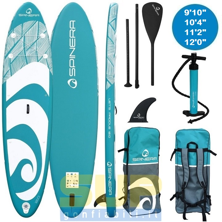 SPINERA SUP LETS PADDLE
