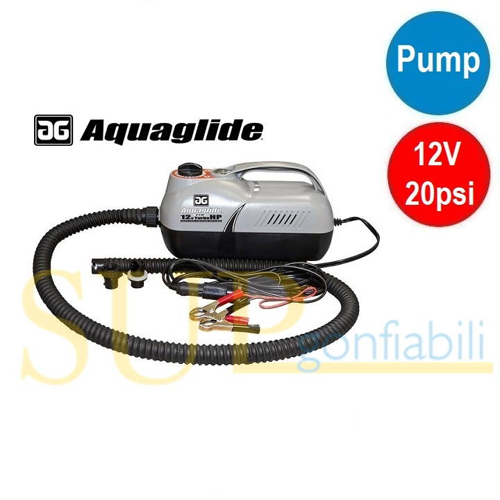 Aquaglide 12V Turbo HPPump