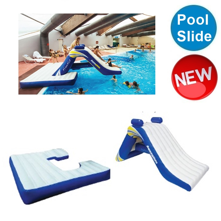 Aquaglide FREEFALL 6 + POOL SLIDE PAD