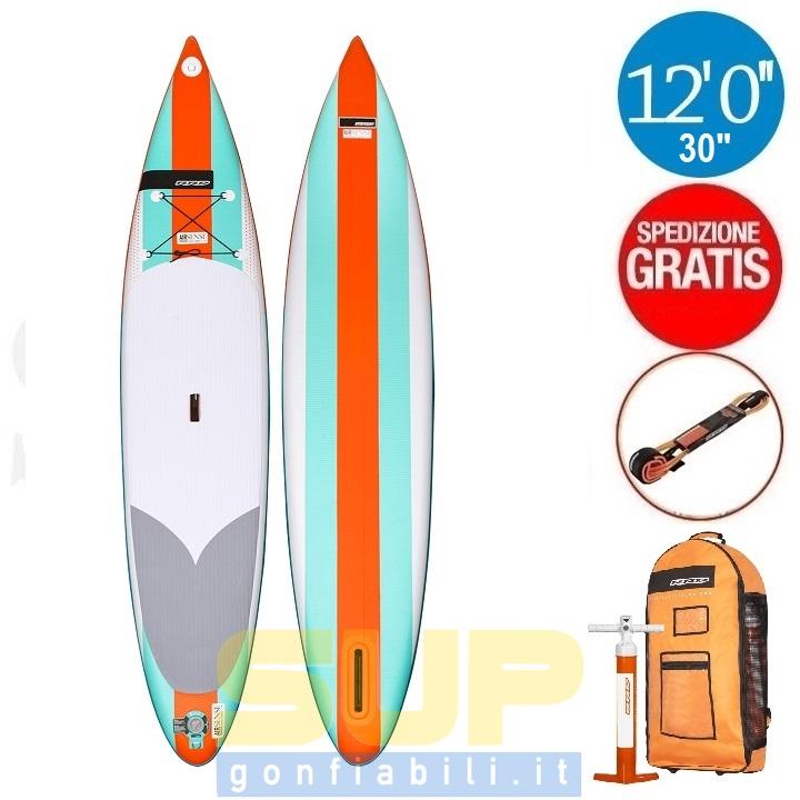 """RRD AIR SENSE CRUISER 12'0""""x30"""" gonfiabile stand up paddle"""