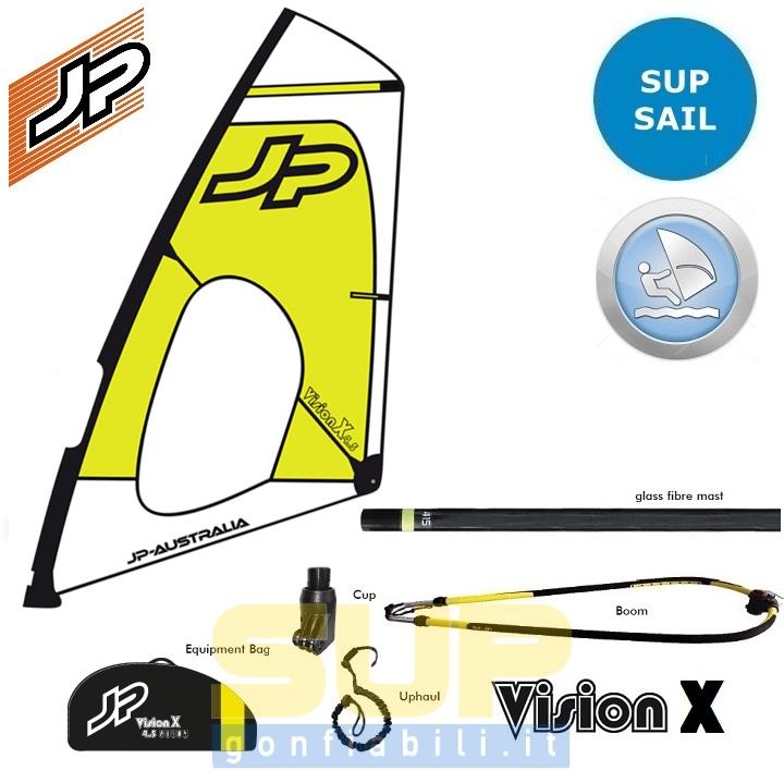 JP VISION-X RIG