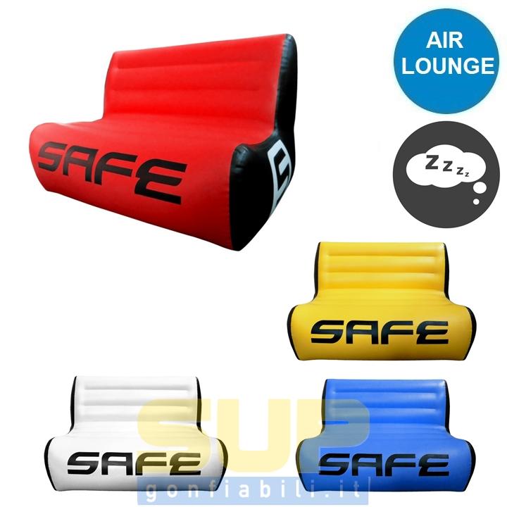 SAFE AIR LOUNGE - supgonfiabili