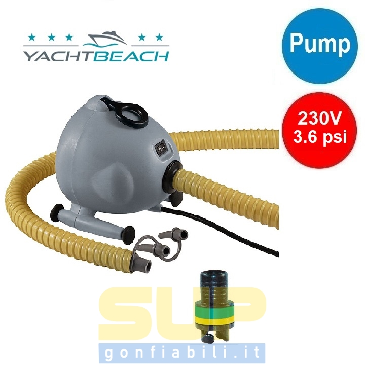 YACHTBEACH 230V Performance Pump
