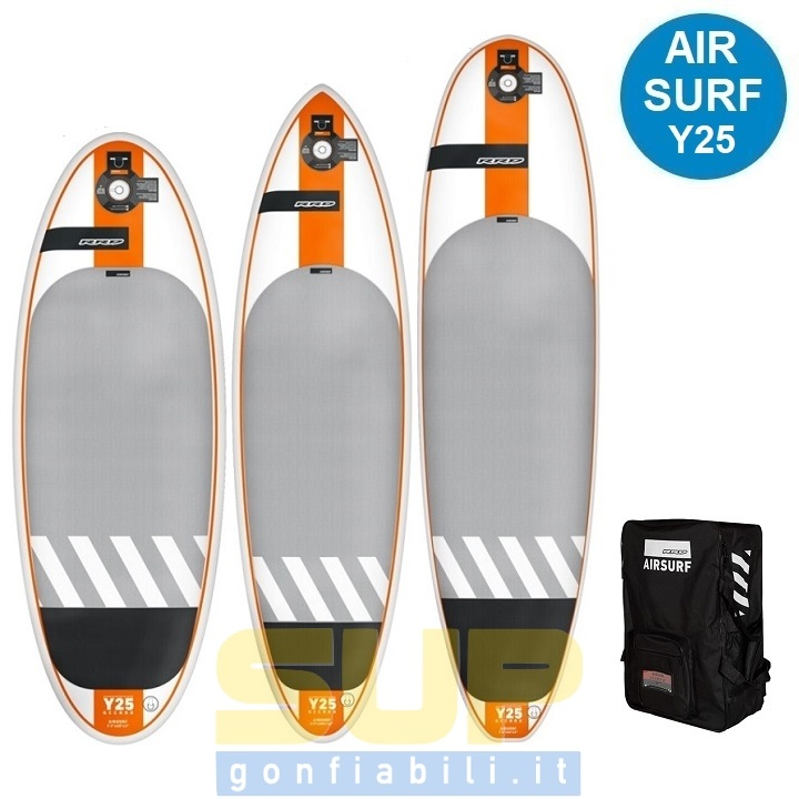 RRD AIR SURF Y25 inflatable surfboard