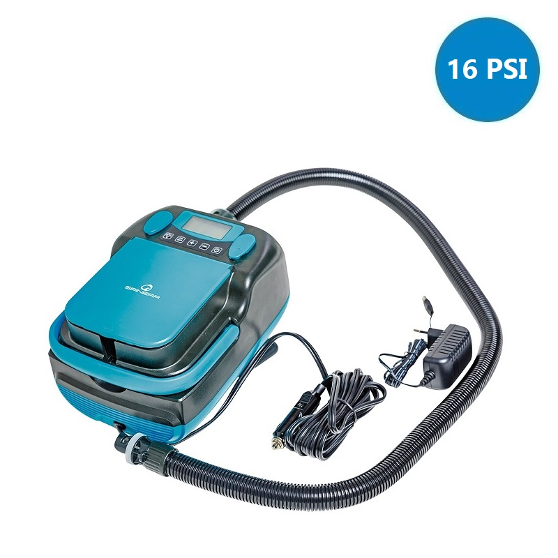 Spinera SUP5 High Pressure 12V/Battery SUP Pump