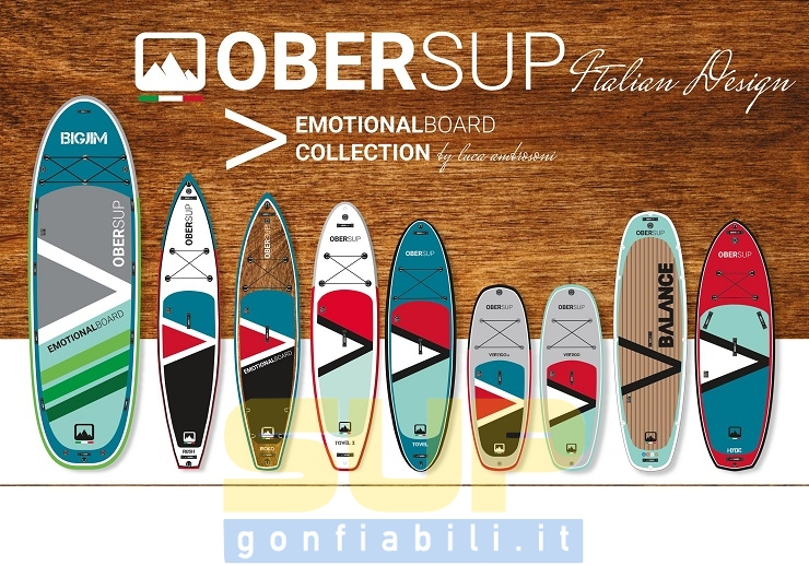 OBERSUP Stand Up Paddle