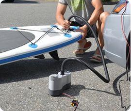 Pompa Gonfiatori elettrico aquaglide