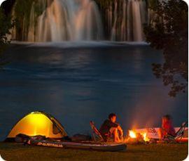 SUP Camping & Fishing