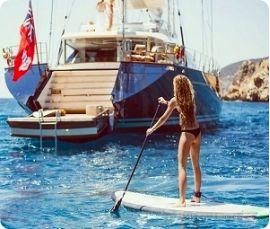 SUP Tender & Nautica