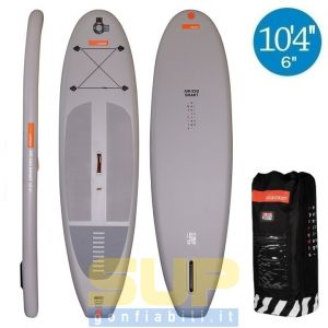 """RRD AIR EVO SMART 10'4""""x6"""" gonfiabile stand up paddle"""