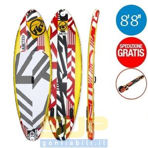 "RRD AIRWAVE V2 8'8"" gonfiabile stand up paddle"