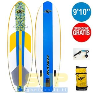 "NAISH MANA LT 9'10""x34""x6"" gonfiabile stand up paddle"