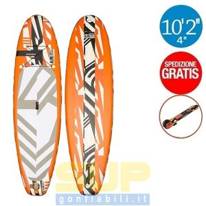 "RRD AIRSUP V3 10'2""x4 3/4"" gonfiabile stand up paddle"