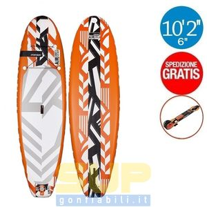 "RRD AIRSUP V3 10'2""x6"" gonfiabile stand up paddle"