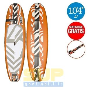 "RRD AIRSUP V3 10'4""x4 3/4"" gonfiabile stand up paddle"