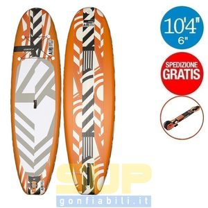"RRD AIRSUP V3 10'4""x6"" gonfiabile stand up paddle"
