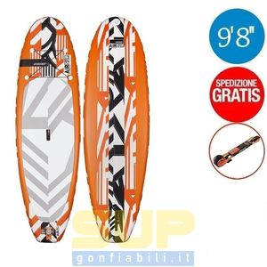 "RRD AIRSUP V3 9'8""X4"" gonfiabile stand up paddle"