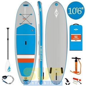 bicsport performer air sup gonfiabile 10'6 stand up paddle