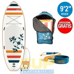 oxbow play air sup gonfiabile 10'6 stand up paddle