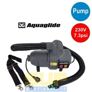Aquaglide Resort Electric Pump 230V Platinum