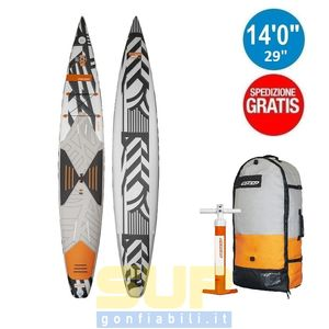 """RRD AIRACE V5 gonfiabile 14'0""""x29""""x6"""" stand up paddle"""