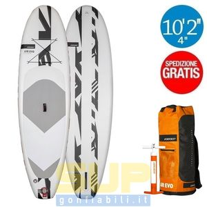 "RRD AIREVO V2 10'2""x33""x4 3/4"" gonfiabile stand up paddle"