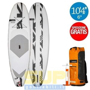 "RRD AIREVO V2 10'4""x34""x6"" gonfiabile stand up paddle"
