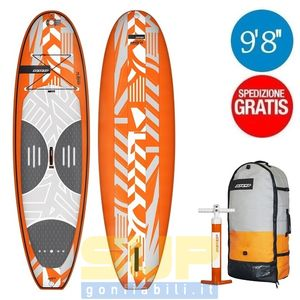 "RRD AIRSUP V4 9'8""X4"" gonfiabile stand up paddle"