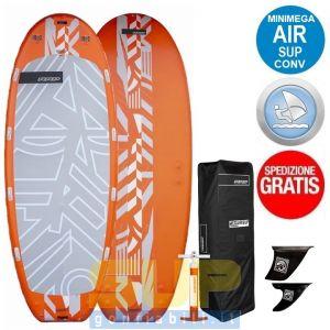 "RRD MINIMEGA CONV V3 16'5"" gonfiabile stand up paddle"