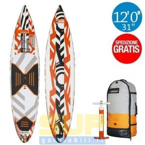 "RRD AIR CRUISER V4 12'0""x32"" gonfiabile stand up paddle"