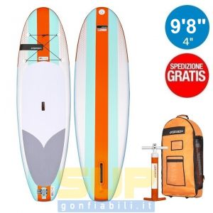 "RRD AIRSENSE 9'8""x4 3/4"" gonfiabile stand up paddle"