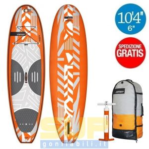 "RRD AIRSUP V4 10'4""X6"" gonfiabile stand up paddle"